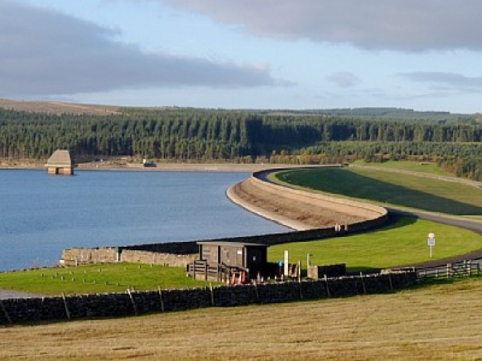Kielder Reservoir Given Role In Flood Protection Plans