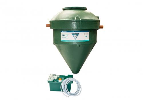 WPL Diamond package sewage treatment plant