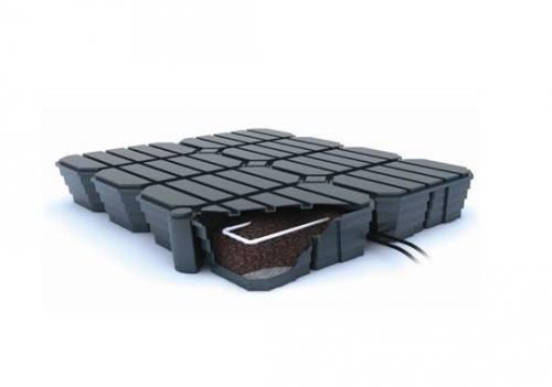 Peat filters