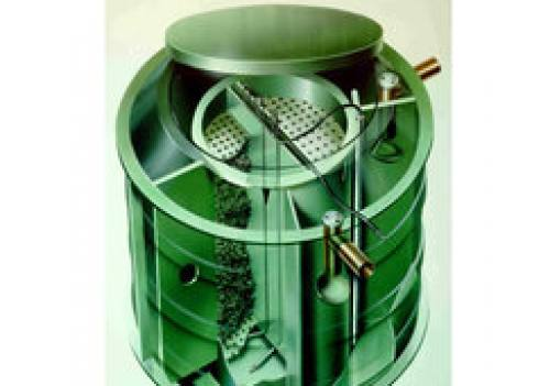 WPL HiPAF Compact package sewage treatment plant